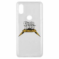 Чехол для Xiaomi Mi Mix 3 Guitar Hero Metallica - FatLine