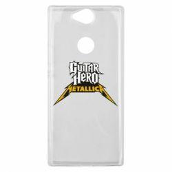 Чехол для Sony Xperia XA2 Plus Guitar Hero Metallica - FatLine