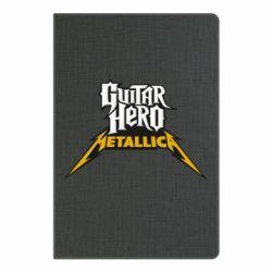 Блокнот А5 Guitar Hero Metallica - FatLine