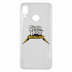 Чехол для Huawei P Smart Plus Guitar Hero Metallica - FatLine