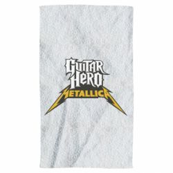 Полотенце Guitar Hero Metallica - FatLine