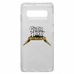 Чохол для Samsung S10+ Guitar Hero Metallica