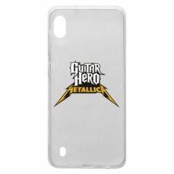 Чохол для Samsung A10 Guitar Hero Metallica