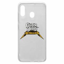 Чохол для Samsung A20 Guitar Hero Metallica