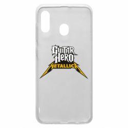 Чохол для Samsung A30 Guitar Hero Metallica