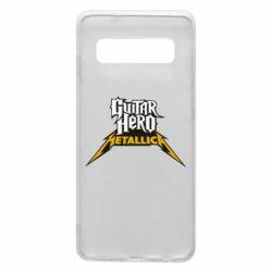 Чохол для Samsung S10 Guitar Hero Metallica