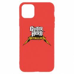Чехол для iPhone 11 Guitar Hero Metallica