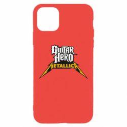 Чехол для iPhone 11 Pro Max Guitar Hero Metallica