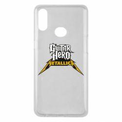 Чохол для Samsung A10s Guitar Hero Metallica