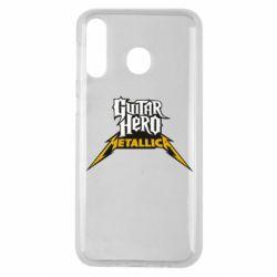 Чохол для Samsung M30 Guitar Hero Metallica