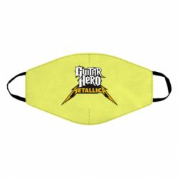 Маска для лица Guitar Hero Metallica