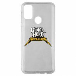 Чохол для Samsung M30s Guitar Hero Metallica