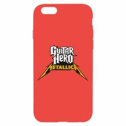 Чехол для iPhone 6/6S Guitar Hero Metallica - FatLine