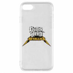 Чехол для iPhone 7 Guitar Hero Metallica - FatLine
