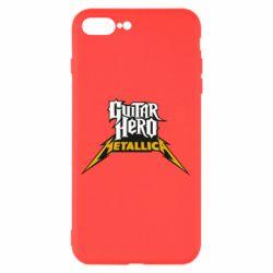 Чехол для iPhone 7 Plus Guitar Hero Metallica - FatLine