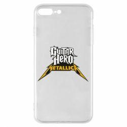Чехол для iPhone 8 Plus Guitar Hero Metallica