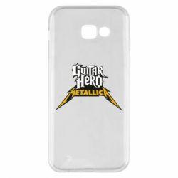 Чехол для Samsung A5 2017 Guitar Hero Metallica - FatLine