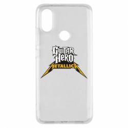 Чехол для Xiaomi Mi A2 Guitar Hero Metallica - FatLine