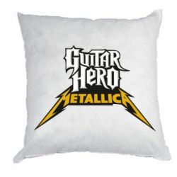 Подушка Guitar Hero Metallica