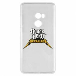 Чехол для Xiaomi Mi Mix 2 Guitar Hero Metallica - FatLine