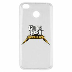 Чехол для Xiaomi Redmi 4x Guitar Hero Metallica - FatLine