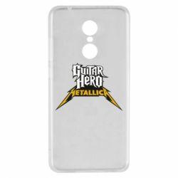 Чехол для Xiaomi Redmi 5 Guitar Hero Metallica - FatLine