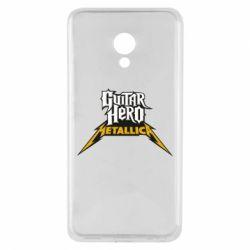 Чехол для Meizu M5 Guitar Hero Metallica - FatLine