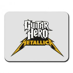 Коврик для мыши Guitar Hero Metallica - FatLine
