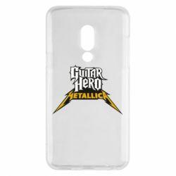 Чехол для Meizu 15 Guitar Hero Metallica - FatLine