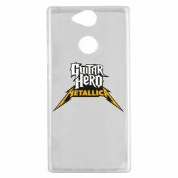 Чехол для Sony Xperia XA2 Guitar Hero Metallica - FatLine