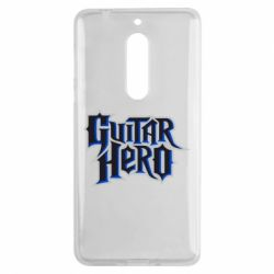Чехол для Nokia 5 Guitar Hero - FatLine