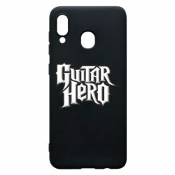 Чохол для Samsung A20 Guitar Hero