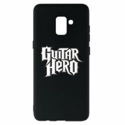 Чохол для Samsung A8+ 2018 Guitar Hero