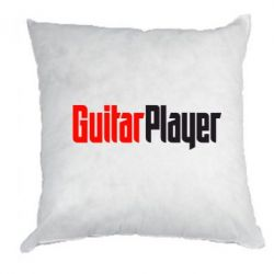 Подушка Guitar Player - FatLine