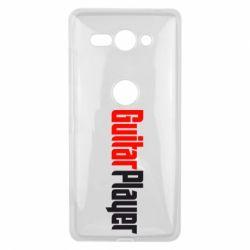 Чехол для Sony Xperia XZ2 Compact Guitar Player - FatLine