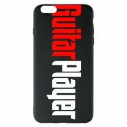 Чехол для iPhone 6 Plus/6S Plus Guitar Player - FatLine