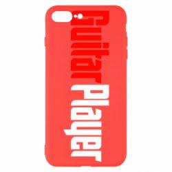 Чехол для iPhone 7 Plus Guitar Player - FatLine