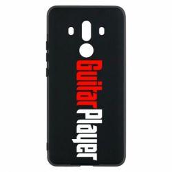 Чехол для Huawei Mate 10 Pro Guitar Player - FatLine