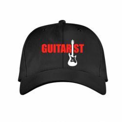 Детская кепка Guitarist - FatLine