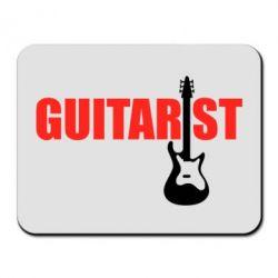 Коврик для мыши Guitarist - FatLine