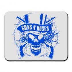 Коврик для мыши Guns n' Roses Logo
