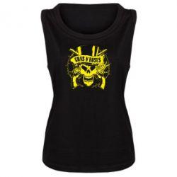 Майка жіноча Guns n' Roses Logo