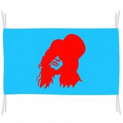 Прапор Guns n' Roses Слеш