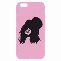 Чохол для iPhone 6 Plus/6S Plus Guns n' Roses Слеш