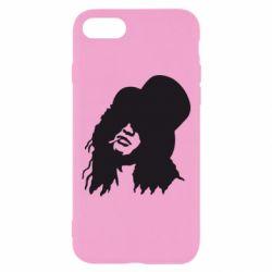 Чохол для iPhone 7 Guns n' Roses Слеш