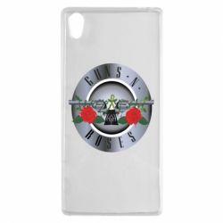 Чехол для Sony Xperia Z5 Guns n' Roses - FatLine
