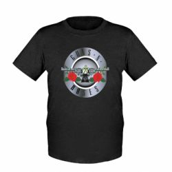 Детская футболка Guns n' Roses - FatLine