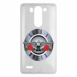 Чехол для LG G3 mini/G3s Guns n' Roses - FatLine