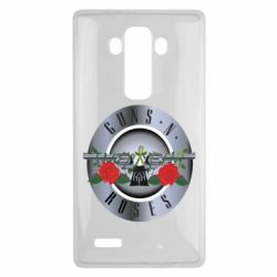Чехол для LG G4 Guns n' Roses - FatLine