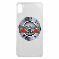 Чехол для iPhone Xs Max Guns n' Roses - FatLine